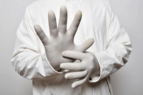 Handschuhe Latex