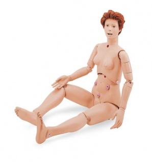 Altenpflege Puppe