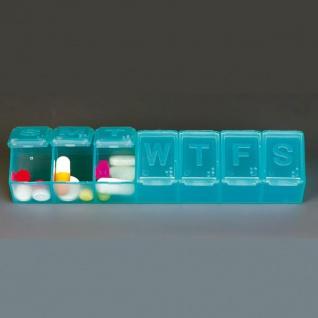 Medikamenten Wochendispenser klein