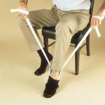Socken - und Strumpfanziehhilfe