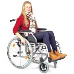 Rollstuhl Stahl