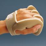 Handtellerschutz linke
