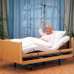 Pflegebett-Set