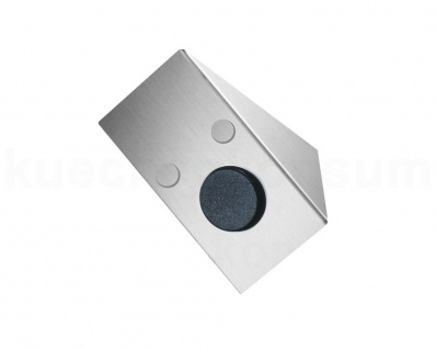Steckdosenkeil Schalter Edelstahl Schalterelement Switch plug Powerswitch ST 689