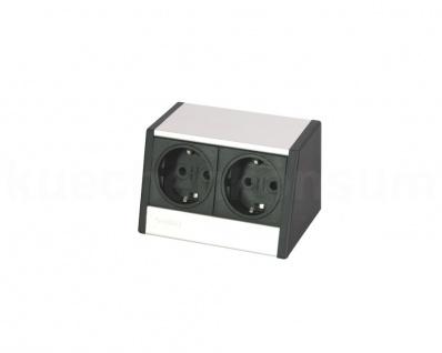steckdosen arbeitsplatte g nstig kaufen bei yatego. Black Bedroom Furniture Sets. Home Design Ideas