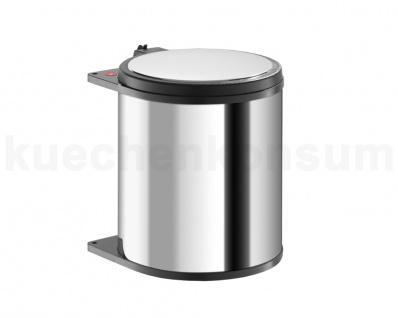 Hailo Big Box Küchen Abfallsammler Mülleimer Einbau Kücheneimer Abfalleimer 15L