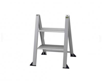 Wibe Ladders Step stool Vikingstep Klapptritt Midi Leiter Aluleiter Tritt klappb
