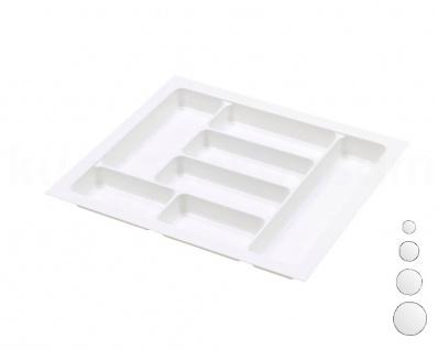 Besteckeinsatz 30 - 120 Kunststoff Besteckschublade Einbau Besteckkasten Einsatz