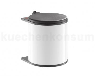 Hailo Abfallsammler Big Box Schwenkeimer 15 Liter Dreheimer Mülleimer schwenkbar