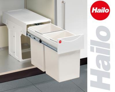hailo abfallsammler 2x 15 l ta swing 30 2 30 w tandem einbau abfalleimer 3666 00 kaufen bei. Black Bedroom Furniture Sets. Home Design Ideas