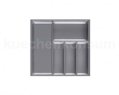 Besteckeinsatz MOVE 60 Besteckschublade 492 x 473, 5mm Besteckkasten zuschneiden