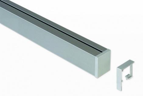 Linero MosaiQ Relingprofil 1500 mm Relingstange Relingsystem Aufnahme Relingrohr