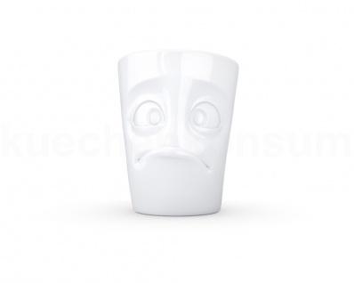 Henkeltasse Teetasse verdutzt ws Gesichtstasse TV Tasse Kaffeebecher Kaffeepott