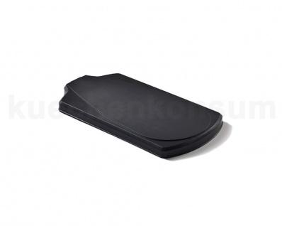 Hailo Deckel 1085319 schwarz ÖkoFlex Abfallbehälter