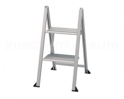 Wibe Ladders Step stool Vikingstep Klapptritt MINI Leiter Aluleiter Tritt klappb