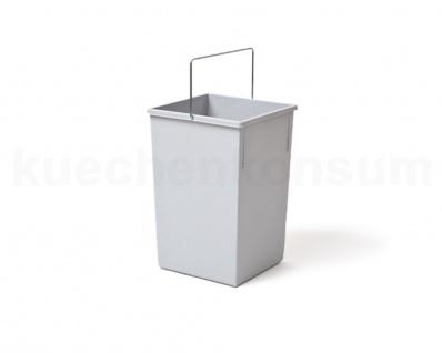 Hailo 15 Liter Ersatzeimer 1080979 hellgrau für Terzett 3665-00