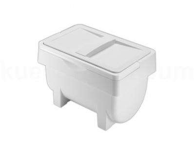 Hailo Kitty 4 Ltr Vorratsbehälter Kompostsammler Bio Abfallsammler Box weiss