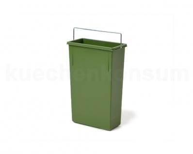 Hailo 7 Liter Ersatzeimer 1080989 grün für Terzett 3665-00, 3665-07, 3665-10