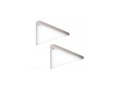 Forma e Funzione LED 2 Leuchte Set KEY-T Küchenleuchte Unterbauleuchte