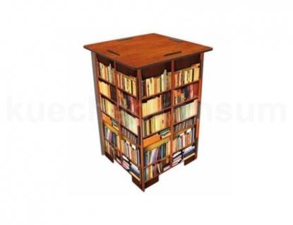 Bücherregal Photohocker Beistelltisch Steighilfe Tritt Hocker Box Nachttisch