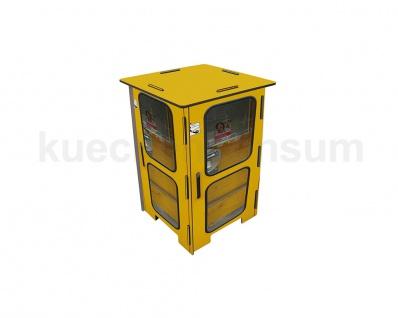 Nachttisch Neu Photohocker Beistelltisch Steighilfe Tritt Telefonstation Hocker