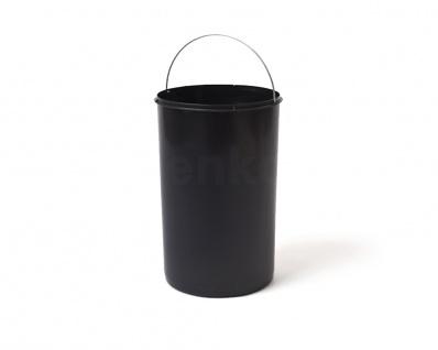 Hailo 20 Liter Ersatzeimer 1030459 schwarz rund für Hailo Big-Box
