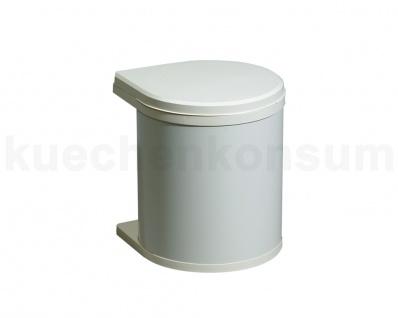 Hailo Abfallsammler MO Swing 40.1/12 Mono 12 L Schwenkeimer Einbau Abfalleimer