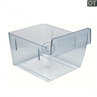 AEG Kühlschrank Schublade Obstschale Gemüseschale lang transparent 224763004/5