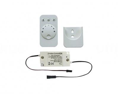 Emotion LED Fernbedienung Dimmer Leuchte Zuleitung Wandhalter