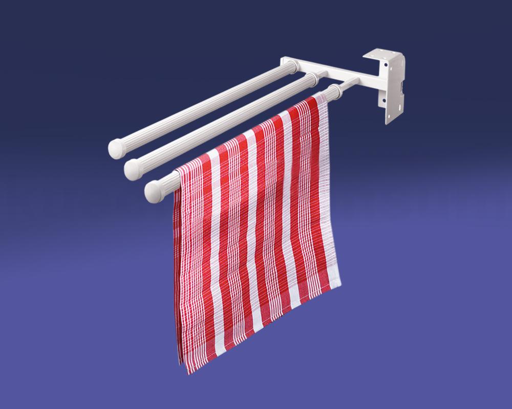 hailo secco handtuchhalter 3armig handtuchhalter handtuchstange handtuchtrockner kaufen bei. Black Bedroom Furniture Sets. Home Design Ideas