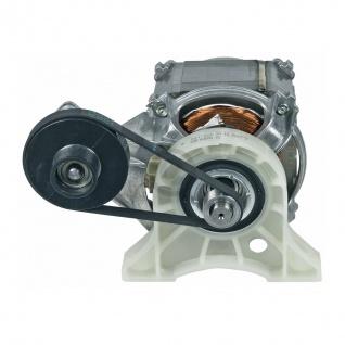 BOSCH Motor 00145455 Zweibandmotor Antrieb Siemens Spannrolle Riemen f Trockner