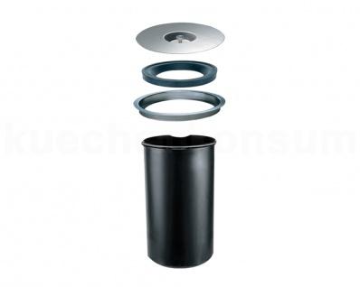 Wesco Ergo Master 13 Liter Edelstahl / Kunststoff