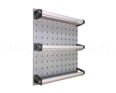 Hailo Gewürzregal Deposito 50 Gewürzpanneel Gewürzboard Gewürzeinteilung 3etagig