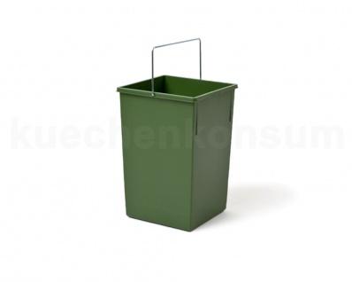 Hailo 15 Liter Ersatzeimer 1073259 grün f Tandem 3660-00, 3665-20 Inneneimer