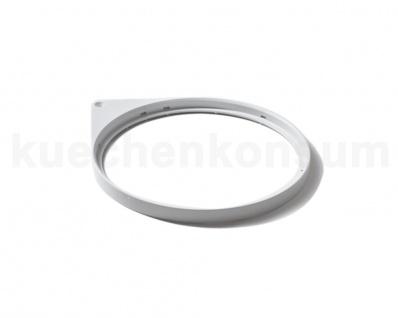 Hailo Mantelring oben weiß für Mono 3512-00, 3512-01, 3515-00, 3515-01, Compact-Box 15