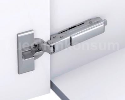 Möbelscharnier PAAR Kühlschrankscharnier Möbelbeschlag Kühlschrank Gefrierschrank