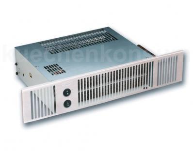Sockelheizung SPACESAVER 6 Heizleistung 2080 W SS6-Mk4 zur Anbindung an das Heizsystem