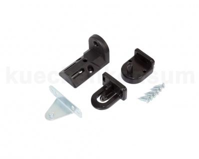 Montagezubehör schwarz für Mono 3512-03, 3515-03, Compact-Box 15