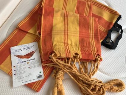 Hängematte St.Lucia Orange von Amazonas