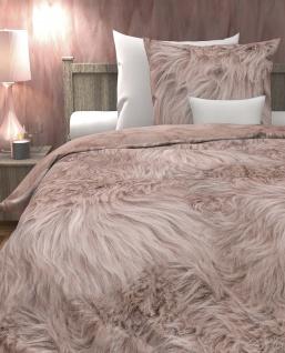 Wendebettwäsche 135x200 Tress Blush Rose Renforcé von Heckett & Lane