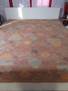 Tagesdecke Granfoulard von Bassetti Größe ca. 240x220 cm - Vorschau 3