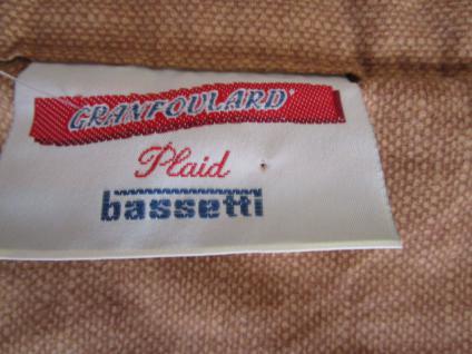 Tagesdecke Granfoulard von Bassetti Größe ca. 240x220 cm - Vorschau 4