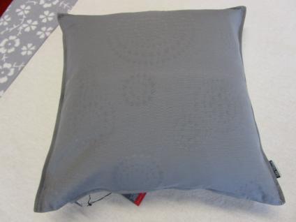 Kissenbezug grey Sydney 40x40 cm für Dekokissen von Proflax