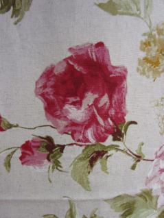 Tischdecke Rosen, rund 170 cm Durchmesser von Rico - Vorschau 3