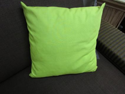 Kissenbezug Mira 40x40 cm von Proflax 3370 Farbe Kiwi