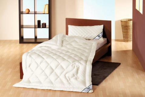 Kaschmir Bettdecke 135x200 Steppbett aus Naturmaterial