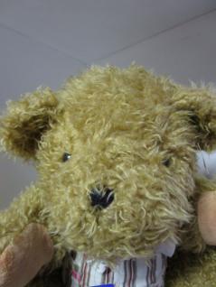 Teddybär, klein mit Weste - Vorschau 3