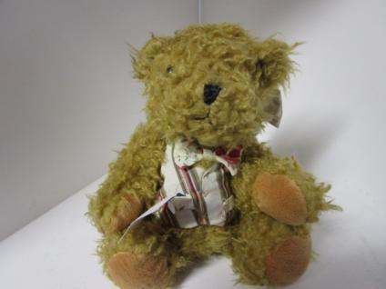 Teddybär, klein mit Weste - Vorschau 4