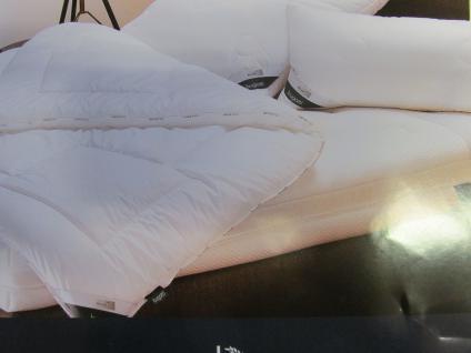 Bettdecke XL-Warm 155x220 cm Duo-Bettdecke von Bugatti mit hochwertiger Faserfüllung kuschlig warme Winter-Bettdecke - Vorschau 4