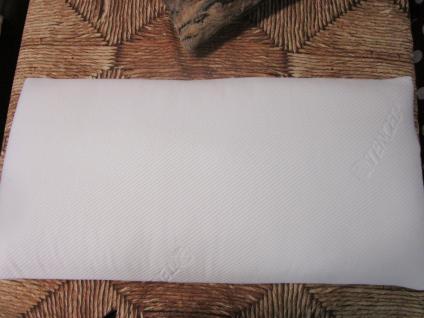 Wasserkopfkissen 40x80 cm von Akva individuell befüllbar inkl. Bezug 40x80 cm - Vorschau 3